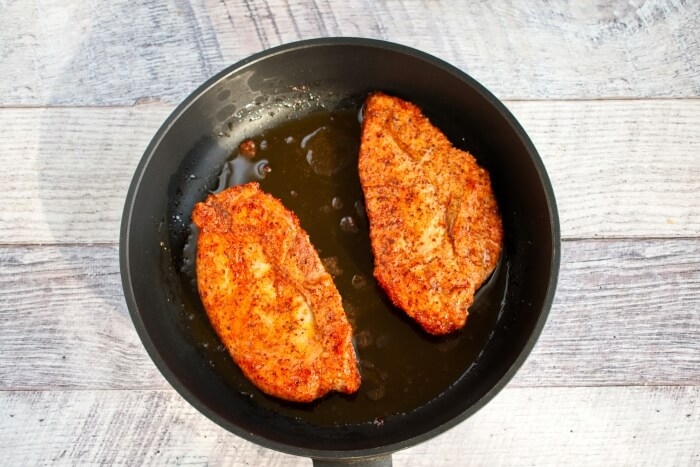 Simple Caramelized Chicken Breast recipe - step 4