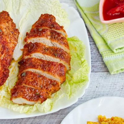 Simple Baked Chicken Breast Recipe - Basic Chicken Recipes for Begginers - Oven Baked Chicken Breast Recipes