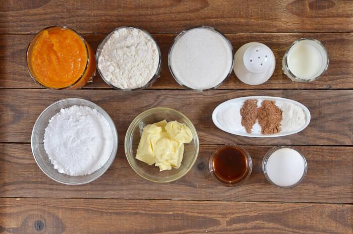 Soft Pumpkin Cookies Recipe - Homemade Pumpkin Cookies Recipe - Chewy Pumpkin Cookies
