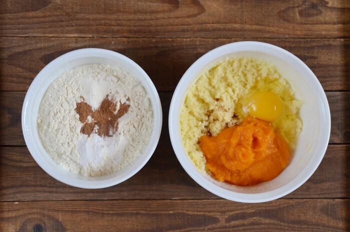 Chewy Pumpkin Cookies recipe - step 2