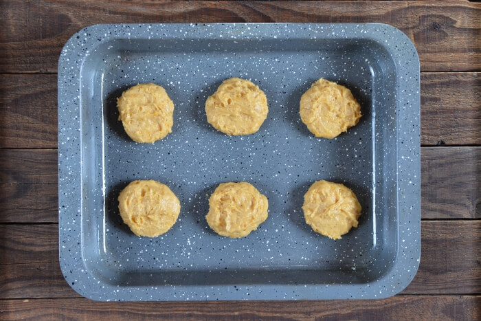 Chewy Pumpkin Cookies recipe - step 3