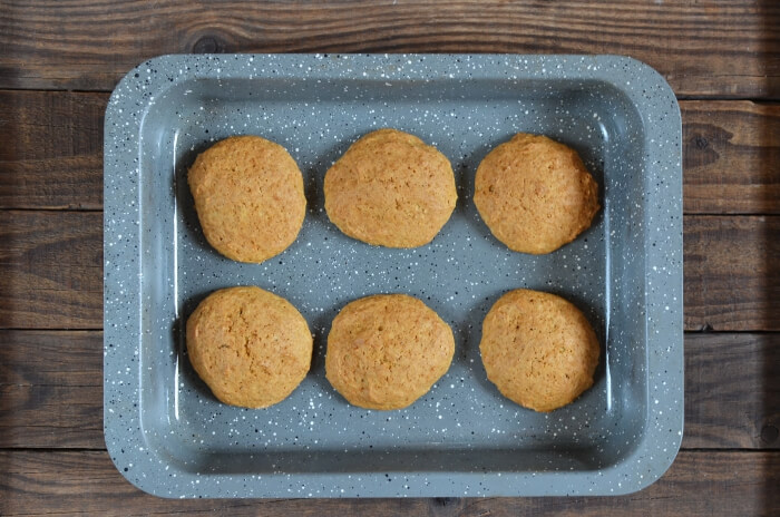 Chewy Pumpkin Cookies recipe - step 4