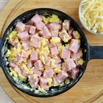 Spam and Egg Low-Carb Breakfast recipe - step 2