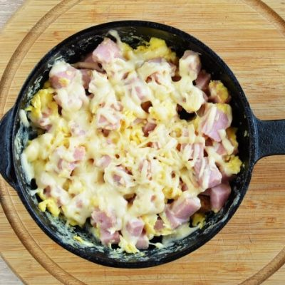 Spam and Egg Low-Carb Breakfast recipe - step 3