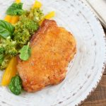 Keto Spiced Baked Pork Chops