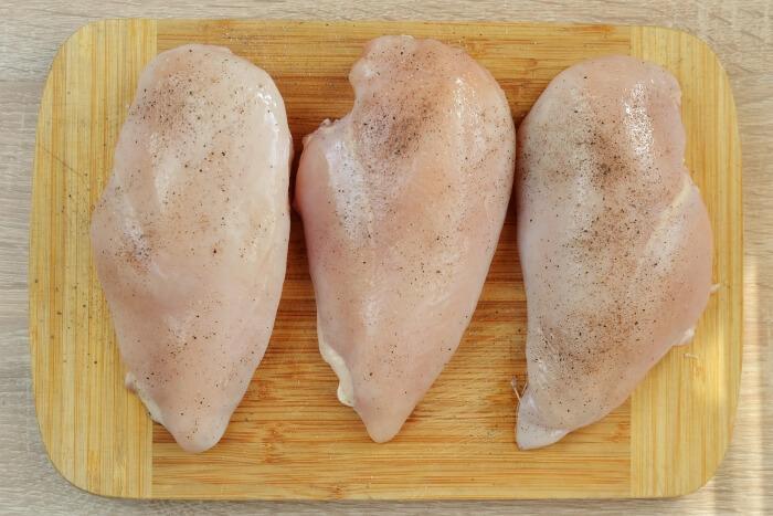 Spicy Baked Chicken recipe - step 3