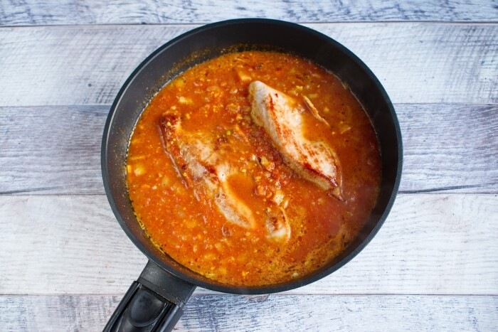 Keto Spicy Chicken Curry recipe - step 5