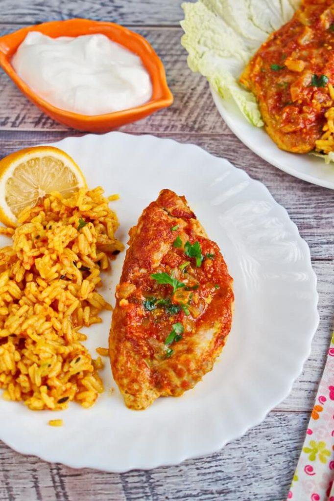Keto Spicy Chicken Curry