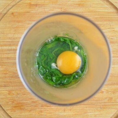 Homemade Spinach Noodles recipe - step 2