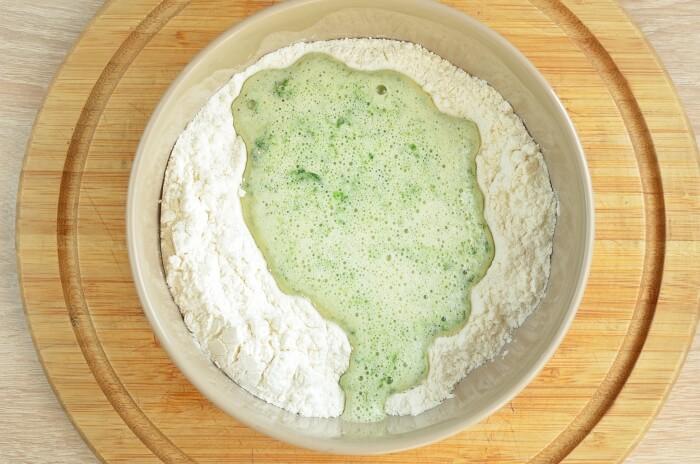 Homemade Spinach Noodles recipe - step 3