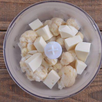 Cauliflower Mash Keto recipe - step 3