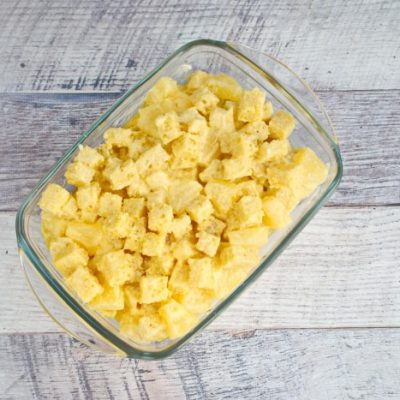 Sweet Pineapple Stuffing recipe - step 3