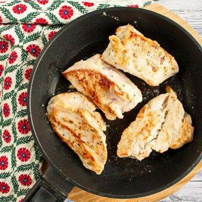 Braised Balsamic Chicken recipe - step 2