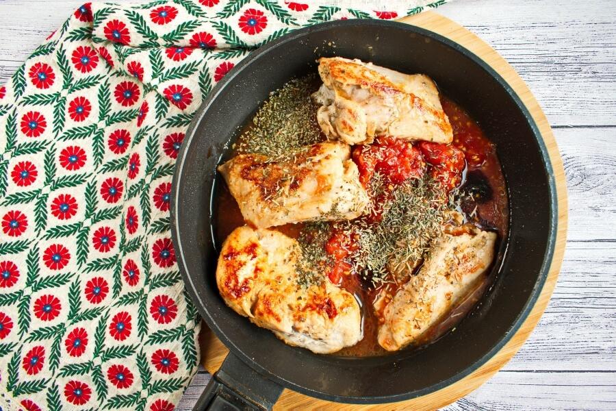 Braised Balsamic Chicken recipe - step 4