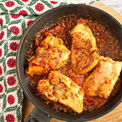 Braised Balsamic Chicken recipe - step 5