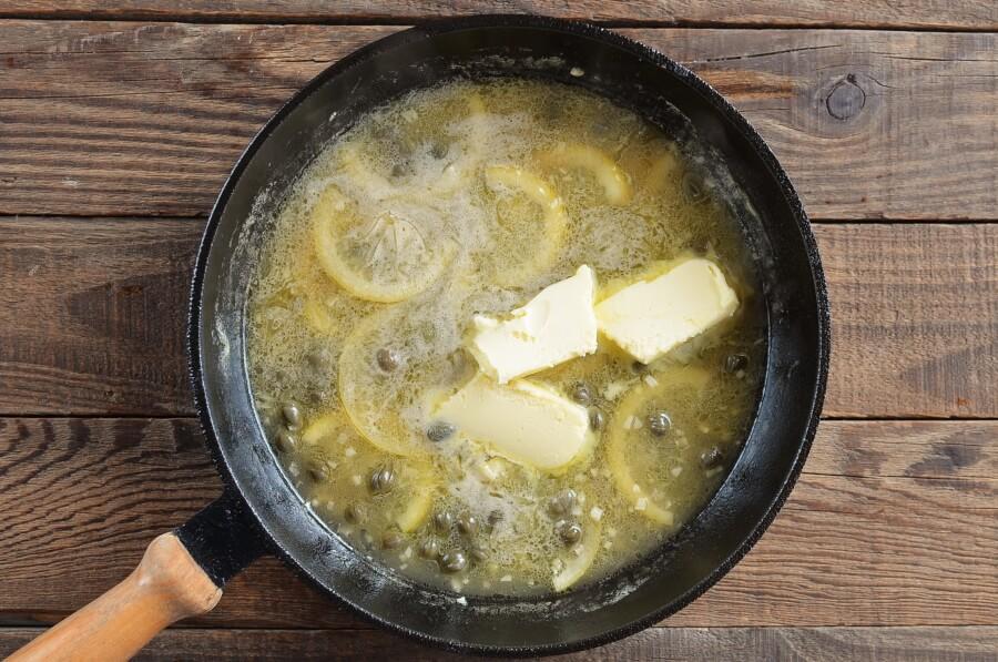 Classic Chicken Piccata recipe - step 9