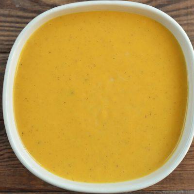 Creamy Pumpkin Pie recipe - step 2