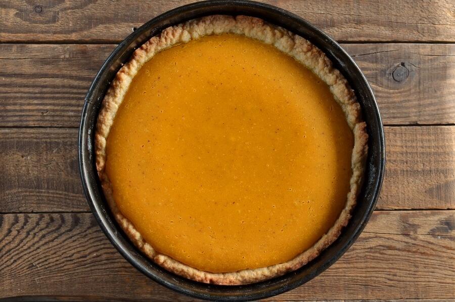 Creamy Pumpkin Pie recipe - step 4