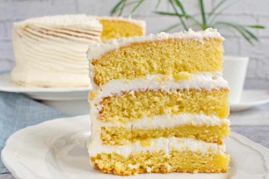 Cream Cake Recipes