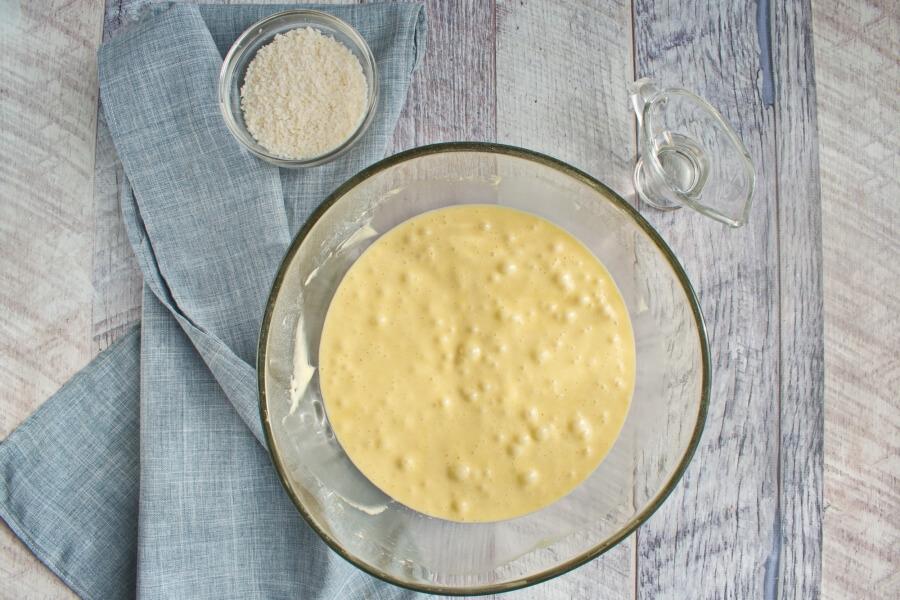 Coconut Sour Cream Cake recipe - step 2