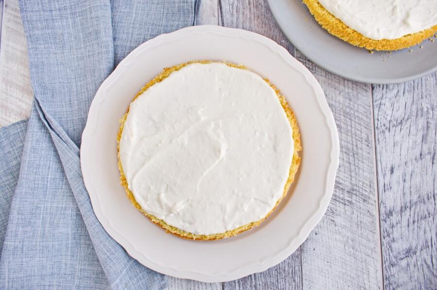 Coconut Sour Cream Cake recipe - step 6