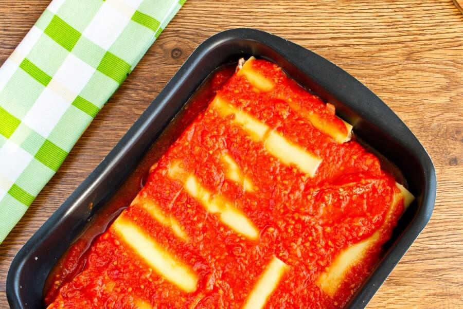 Delicious Beef Cannelloni recipe - step 14