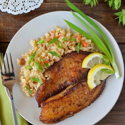 How to Cook Blackened Cajun Fish Recipe - Easy Spicy Cajun Fish Recipes - Baked Blackened Fish
