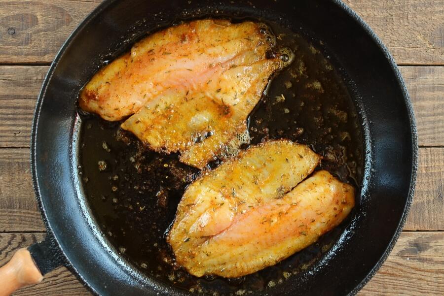 Blackened Cajun Fish recipe - step 5