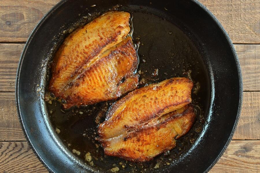 How to serve Blackened Cajun Fish