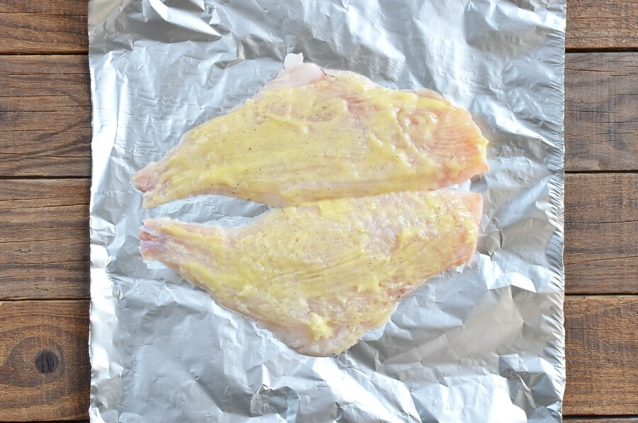 Broiled Walleye Fillets recipe - step 2
