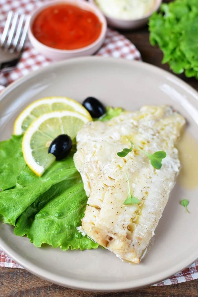 Healthy and Delicious Baked Walleye in Foil