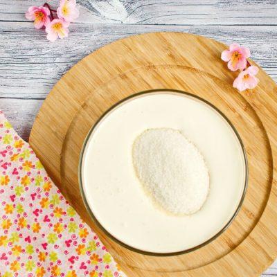 Homemade Cherry Vanilla Ice Cream recipe - step 1