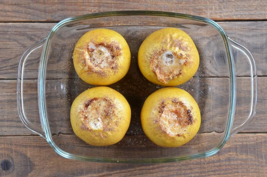 Cinnamon Baked Apples recipe - step 5