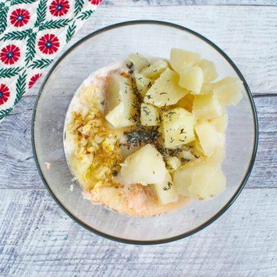 Creamy Salmon Pie recipe - step 5