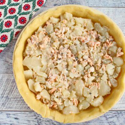 Creamy Salmon Pie recipe - step 6