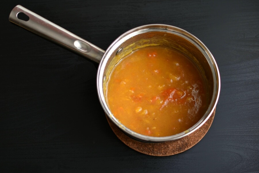 Persimmon Jam recipe - step 3