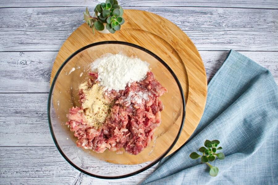 Egg-Free BBQ Meatloaf recipe - step 3
