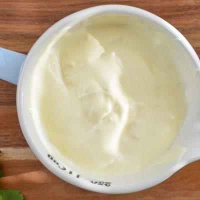 Garlic Mayonnaise recipe - step 2