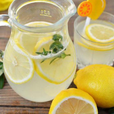 How to Cook Homemade Lemonade Recipe - Best Homemade Lemonades Recipes - How to Make Lemonade Step by Step