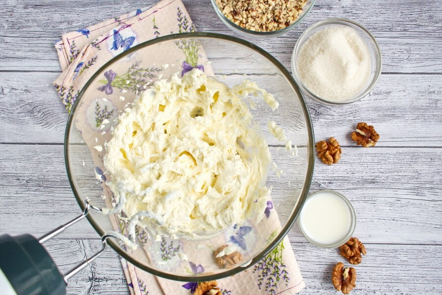 Hungarian Kiffle Cookies recipe - step 1