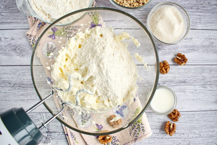 Hungarian Kiffle Cookies recipe - step 2