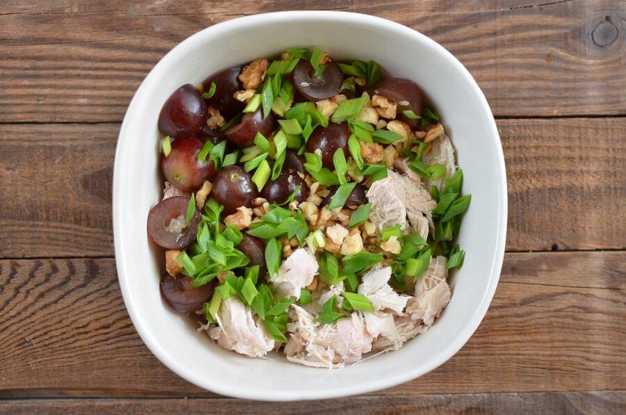 Low-Carb Chicken Salad recipe - step 1