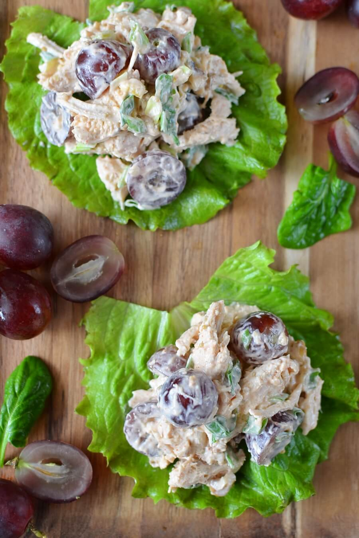 Chicken Salad Recipe Low Carb