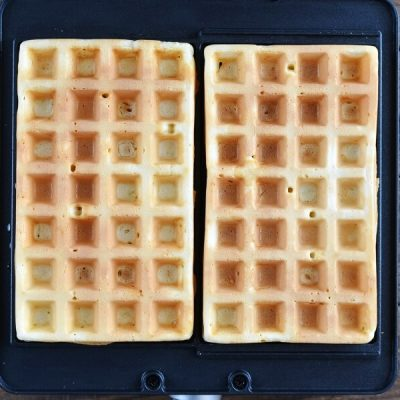 Malted Milk Waffles recipe - step 5
