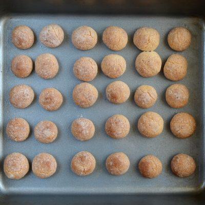 Mexican Cinnamon Cookies recipe - step 9