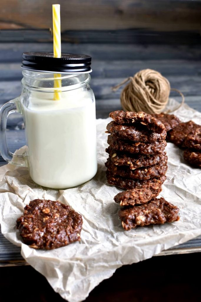 Effortless and Quick No-bake Cookie Recipe