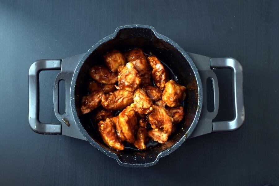 Chinese Orange Chicken recipe - step 9