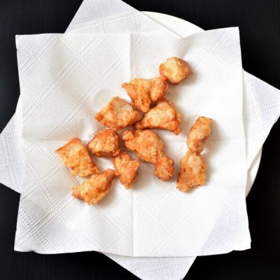 Chinese Orange Chicken recipe - step 8