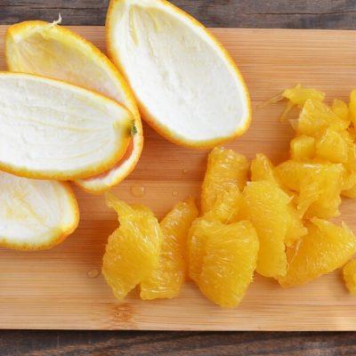 Pumpkin Orange Cake recipe - step 2