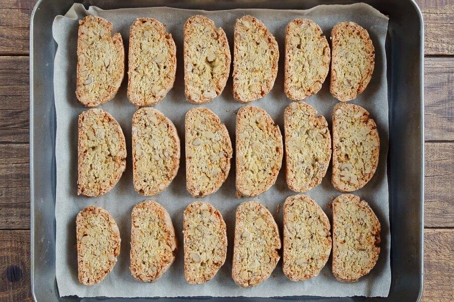 Orange and Walnut Biscotti recipe - step 8